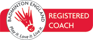 BADMINTON England Registered Coach